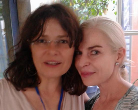 Pina Di Loreto e Silvia Paola Mussini Roma 2014